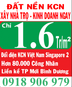 dat vuon binh duong