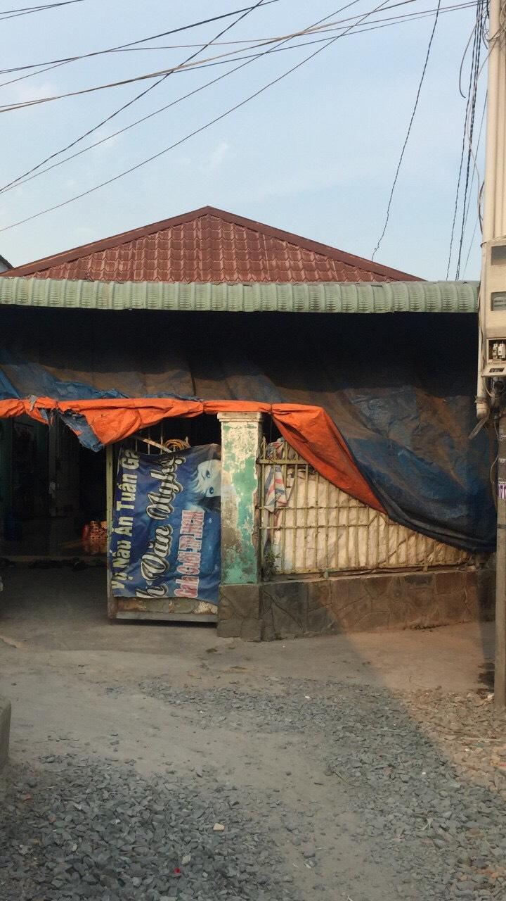 Bán Nhà trung tâm Lái Thiêu gần cây xăng kua 18.